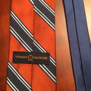 Accessories - Tommy Hilfiger silk neck tie